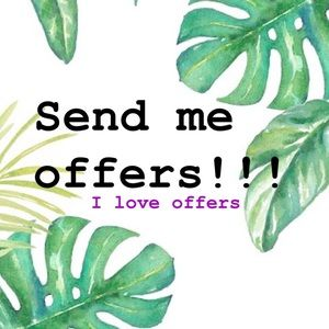 💕🌿YAY OFFERS🌿💕